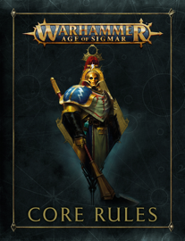 Age of Sigmar: Core Rules book