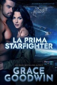 La prima Starfighter Book Cover