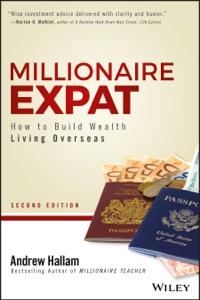 Millionaire Expat Copertina del libro
