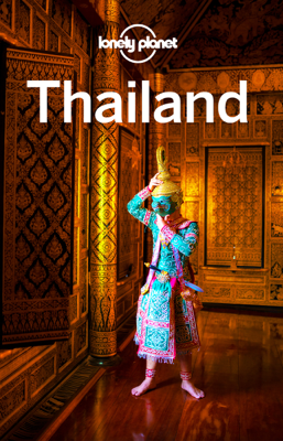 Thailand Travel Guide - Lonely Planet book