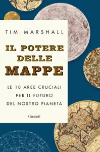 Il potere delle mappe Copertina del libro