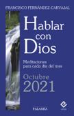 Hablar con Dios - Octubre 2021 Book Cover