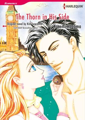 The Thorn In His Side - Kuremi Hazama book