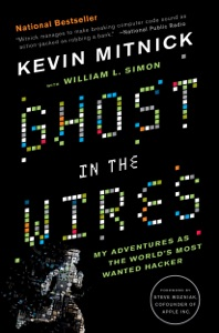 Ghost in the Wires Book Cover