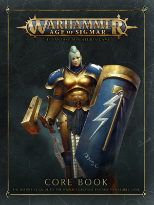 Age Of Sigmar: Core Book - Games Workshop book
