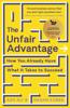 Ash Ali & Hasan Kubba - The Unfair Advantage artwork