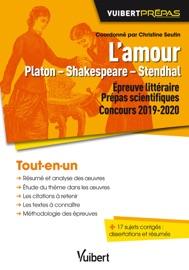 LAMOUR PLATON - SHAKESPEARE - STENDHAL
