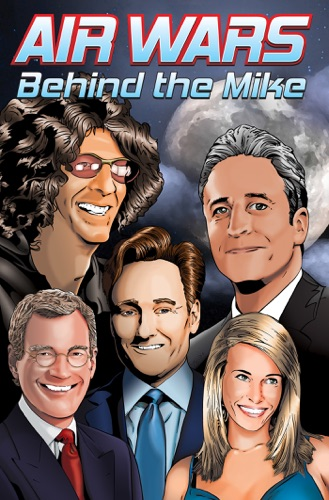 Melissa Seymour - Air Wars: Behind the Mike: Howard Stern. David Letterman. Chelsea Handler. Conan O'Brien. Jon Stewart