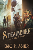 Download and Read Online The Steamborn Trilogy Box Set