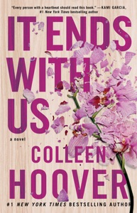 It Ends with Us Book Cover