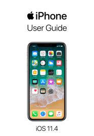 iPhone User Guide for iOS 11.4 - Apple Inc. book summary
