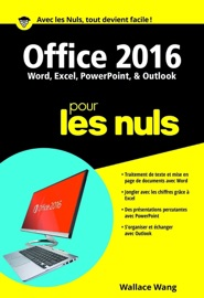 Office 2016 pour les Nuls poche - Wallace Wang