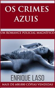Os Crimes Azuis Book Cover