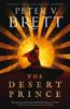 Peter V. Brett - The Desert Prince artwork