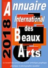 Annuaire International Des Beaux Arts 2018