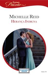 Herança Indigna Book Cover