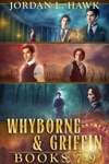 Whyborne And Griffin Books 7-9