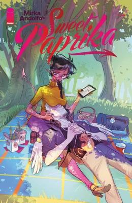 Mirka Andolfo's Sweet Paprika #4 (of 12)