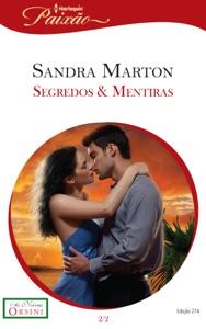 Segredos & Mentiras Book Cover