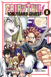FAIRY TAIL: 100 Years Quest volume 8
