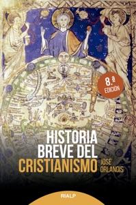 Historia breve del cristianismo Book Cover