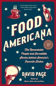 Food Americana Book Cover