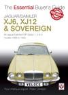 JaguarDaimler XJ6 XJ12  Sovereign