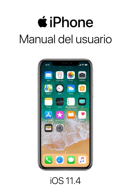 manual del usuario del iphone para ios 11 4 by apple inc on apple books rh itunes apple com iPhone 5 Instruction Manual iPhone Owners Manual