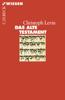 Christoph Levin - Das Alte Testament Grafik
