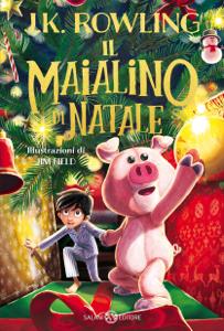Il Maialino di Natale Book Cover