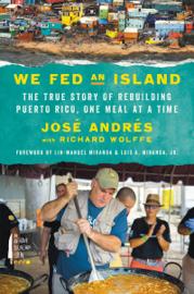 We Fed an Island book