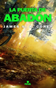 La puerta de Abadón (The Expanse 3) Book Cover