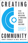 Creating Community, Revised & Updated Edition Book Cover