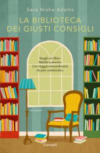La biblioteca dei giusti consigli Book Cover