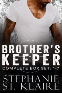 Brother's Keeper Series Complete Box Set Book Cover
