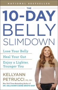 The 10-Day Belly Slimdown Book Cover