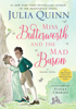 Julia Quinn & Violet Charles - Miss Butterworth and the Mad Baron artwork