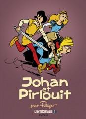 Johan et Pirlouit - L'Intégrale - Tome 1