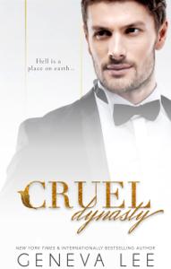 Cruel Dynasty Book Cover
