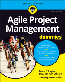Agile Project Management For Dummies book