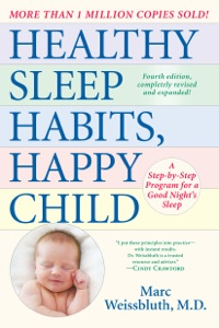 Healthy Sleep Habits, Happy Child, 4th Edition Book Cover