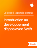 Introduction au développement d'apps avec Swift