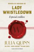 Revista de socidad de lady Whistledown: Especial cotilleos Book Cover