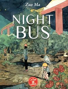 Night Bus Copertina del libro