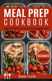 Meal Prep Cookbook book