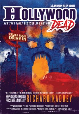 Hollywood Dead - Richard Kadrey book