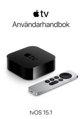 Apple TV Användarhandbok