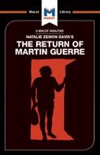 An Analysis of Natalie Zemon Davis's The Return of Martin Guerre