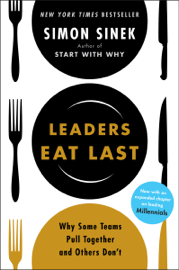 Leaders Eat Last book