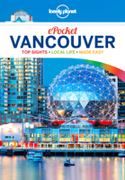 Lonely Planet - Pocket Vancouver Travel Guide artwork